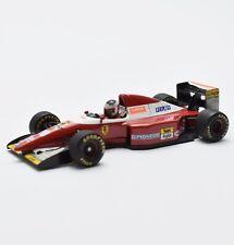Minichamps Ferrari F 93 A Rennwagen G. Berger 1:43 , OVP, B322