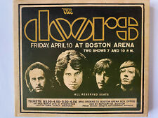 The Doors – Live In Boston 1970 ... Triple CD album - excellent condition