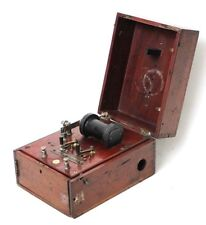 Antique Medical Electric Shock Machine by SCHALL & SON - FREE Shipping [PL3981]