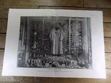 1910 Napoléon Bonaparte 1er Empire reliques Napoléoniennes , La Redingote