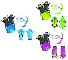 Mares Sea Friends Schnorchelset für Kinder mit Rucksack Gr. 27-37 ver. Farben