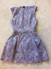 Zara Silk Paisley Dresses for Women