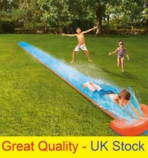18ft Inflatable Water Slide Spray Kids Outdoor Activity Games Toy Sport 5.5m H2O