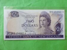 New Zealand $2 Replacement (UNC), 9Y3 154960*