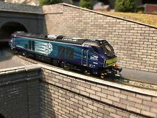 DAPOL 2D-022-001 Class 68 68002 'Intrepid ' DRS Compass