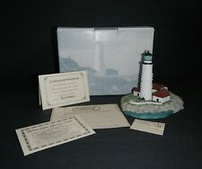 New Listing1995 Harbour Lights - Boston Harbor, Ma # 402 - Great Lighthouses Of The World