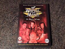 Wf The Raging Climax Dvd! Rare! Look At My Other Dvds!