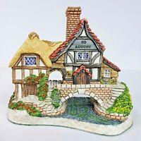 "David Winter Cottage ""Birthday Cottage"" August 30th-1993 in Original Box/COA"