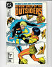 Adventures Of The Outsiders #46 Jun 1987 DC Comic.#133390D*5