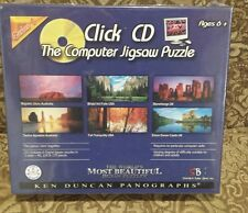 SBG Click CD The Computer Jigsaw Puzzle 6 Puzzles on CD Made in U.S.A. 0003