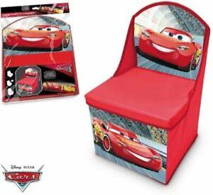Faltsessel/Spielzeugbox Disney Cars