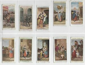 """Players Cigarette Cards """"Cries of London"""" 1913 'A' Series"""