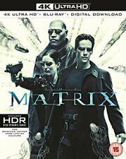 The Matrix [Blu-ray] [2018] [DVD][Region 2]