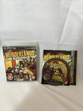 Borderlands -- Game of the Year Edition (Sony PlayStation 3, 2010) - European...