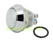 Brand New Momentary Push-Button OFF-(ON) Switch 12V/60Amp 110V 12MM