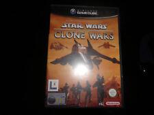 Nintendo Gamecube-Star Wars Clone Wars - 100%