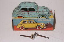 1950's CIJ Dyna Panhard Sedan, Original Box, Parts