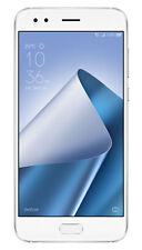"ASUS ZenFone 4 (ZE554KL) 5.5"" 4GB/ 64GB LTE Dual SIM UNLOCKED White NEW"