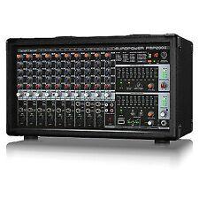 Behringer Europower Pmp2000d Powered Mixer -