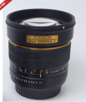 Rokinon (Samyang Bower) 85mm f 1.4 IF Aspherical Lens Zeiss mount