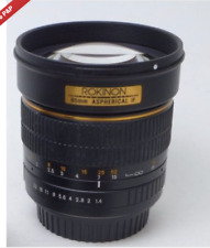 Rokinon (Samyang Bower) 85mm f 1.4 IF Aspherical Lens Zeiss mount