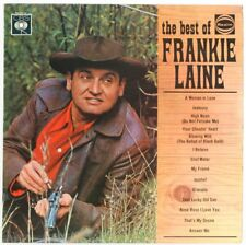 Frankie Laine , The Best Of Frankie Laine   Vinyl Record/LP *USED*