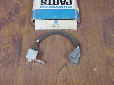 1964 1965 Dodge Plymouth Chrysler NOS MoPar Console Back-Up Lamp Switch