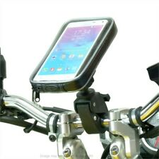 Waterproof Tough Claw Clamp Motorcycle Bike Mount for Galaxy Note 4
