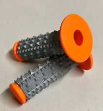 Tag Pro MX Handlebar Pillow Grips Orange KTM 60 65 80 85 125 250 300 360 450 525