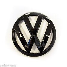 VW T6 Transporter 2015+ Black Front badge