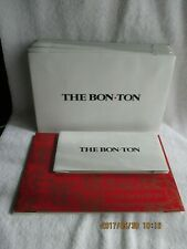 The Bon Ton Department Store 9 Empty Gift Boxes for Gift Wrapping 2 Sizes New