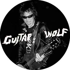 IMAN/MAGNET GUITAR WOLF . the cramps thee bat oblivians crypt devil dogs trash