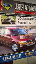Revue Technique Expert Automobile VolksWagen Passat 97.