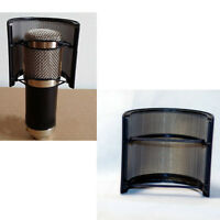 Dual Layer Record Studio Voice Microphone Mic Windscreen Filter Mask Shield