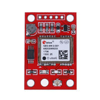 GY-NEO6MV2 NEO-6M gps module NEO6MV2 board red BP