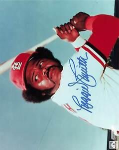 Reggie Smith St. Louis Cardinals Autograph 8x10 *974
