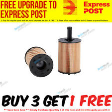 Oil Filter Aug|2008 - on - For VOLKSWAGEN EOS - 1F 103TDi Turbo Diesel 5 2.0L F