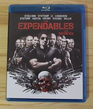 The Expendables Blu-ray Sylvester Stallone