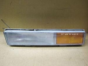 CADILLAC ELDORADO 86-91 SEVILLE 86-91 CORNERING LIGHT MARKER LIGHT PASSENGER