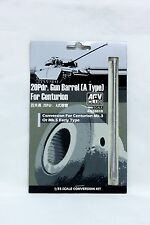 AFV Club 1/35 AG35018 WWII British 20 Pdr. Gun Barrel [A Type] for Centurion