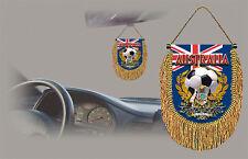 AUSTRALIA SOCCER FLAG CAR MINI BANNER, PENNANT
