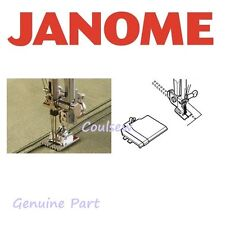 JANOME machines à coudre Pin rabattant pin tuck pied-un chat - 100% authentiques
