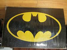 Vintage poster 1964 DC Comics batman logo #145