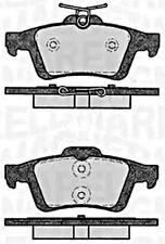 NEW Disc Brake Pad Set Fits FORD VOLVO C-Max II Focus III Saloon Turnier 1809259