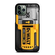 Dewalt 20VMAX For iPhone 6 7 8 Plus X/XS Max XR 11 Pro Phone Case