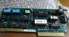 Vintage Apple II Super Serial Card MPD-SSB-1 II+ IIgs IIe