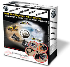 BRP BUDS / BUDS2 MPI-3 Diagnostic Kit 4TEC/ETEC+DESSPOST for SEADOO SKIDOO CANAM