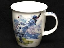 DUNOON CRICKET Fine Bone China NEVIS Mug