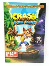 Crash Bandicoot N Sane Trilogy Prima Official Strategy Guide
