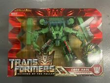 Transformers ROTF Long Haul Voyager Class Hasbro New